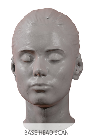 Base Head Scan