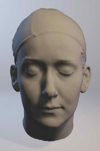 3D Head Scans
