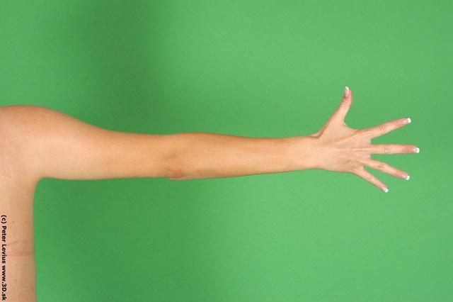Arm Woman White Nude Pregnant