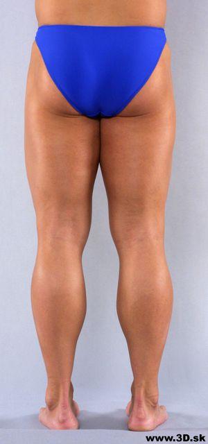 Leg Whole Body Man Underwear Average Studio photo references