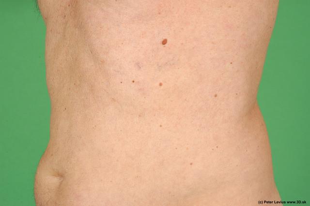 Belly Man White Nude Average