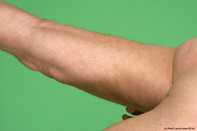 Arm Man White Nude Average