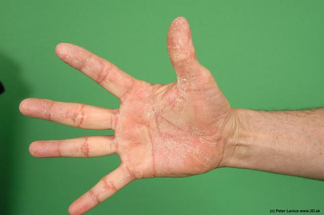 Hand Man White Nude Average