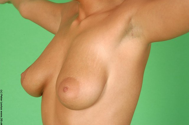 Chest Woman White Nude Slim