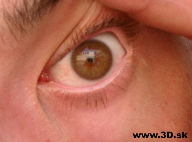 Eye Man White Casual Slim