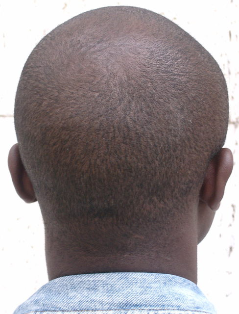 Head Man Average Street photo references