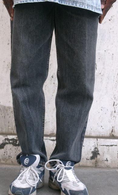 Leg Man Casual Average Street photo references