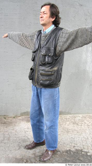 Whole Body Man Woman Casual Underwear Bra Slim Average Street photo references
