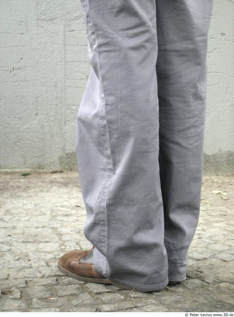 Calf Whole Body Man Woman Casual Underwear Bra Slim Average Street photo references