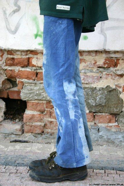 Leg Whole Body Man Woman Casual Slim Street photo references
