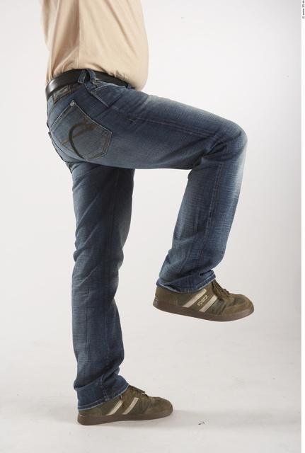 Leg Man Animation references White Casual Jeans Average
