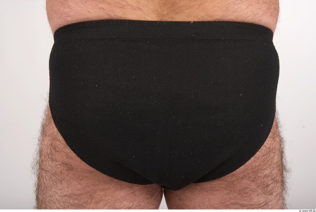 Whole Body Bottom Man Underwear Shoes Chubby Studio photo references
