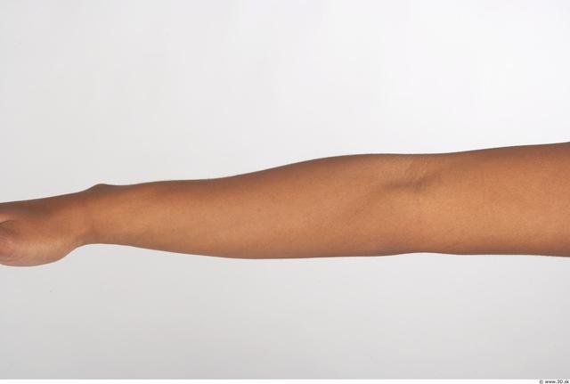 Forearm Whole Body Woman T poses Black Tattoo Nude Underwear Windbreaker Chubby Studio photo references