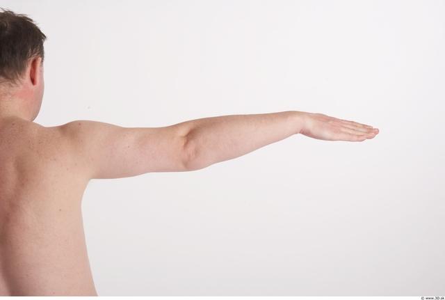 Arm Man Animation references White Nude Average