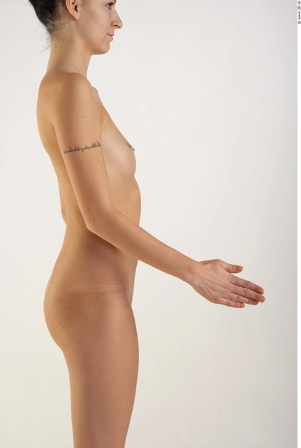 Arm Woman Animation references White Nude Slim