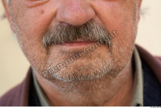 Mouth Man Average Street photo references