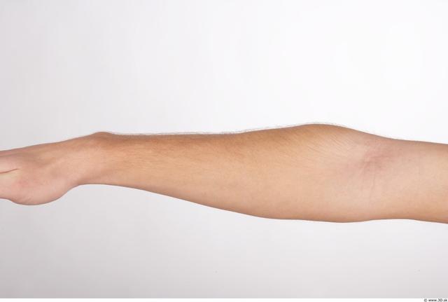 Forearm Whole Body Man Animation references Nude Athletic Studio photo references