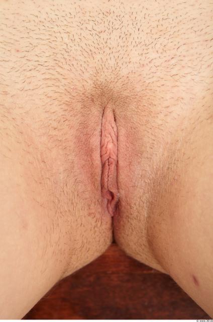 Whole Body Woman White Nude Average