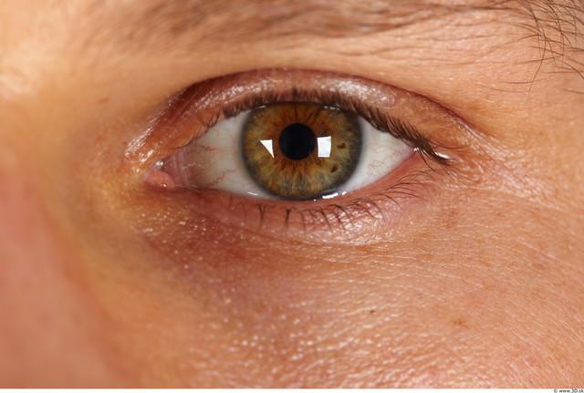 Eye Man Muscular Studio photo references