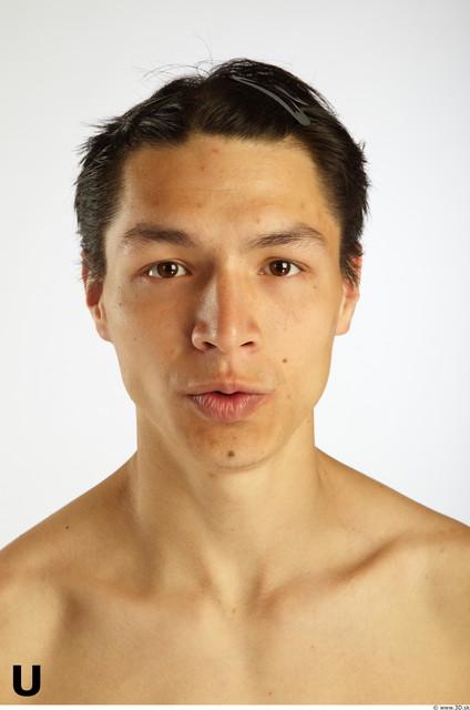 Face Phonemes Man Asian Average