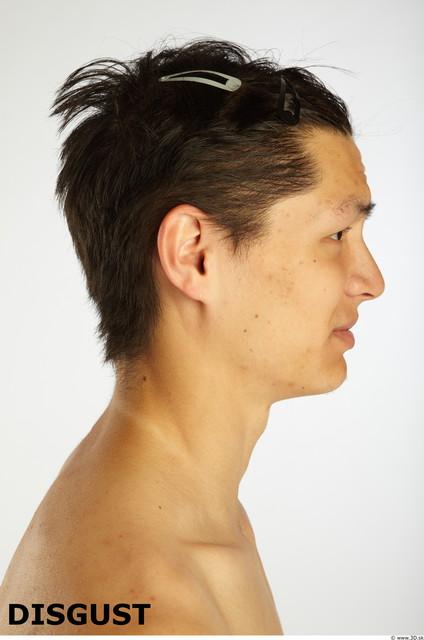 Face Emotions Man Asian Average