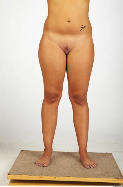 Leg Whole Body Woman Nude Chubby Studio photo references