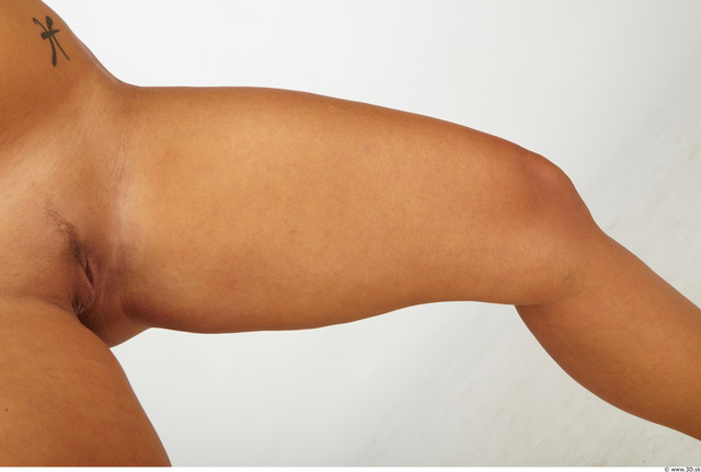 Hips Whole Body Woman Nude Chubby Studio photo references