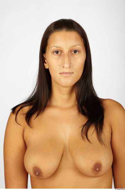 Whole Body Head Woman Animation references Nude Chubby Studio photo references