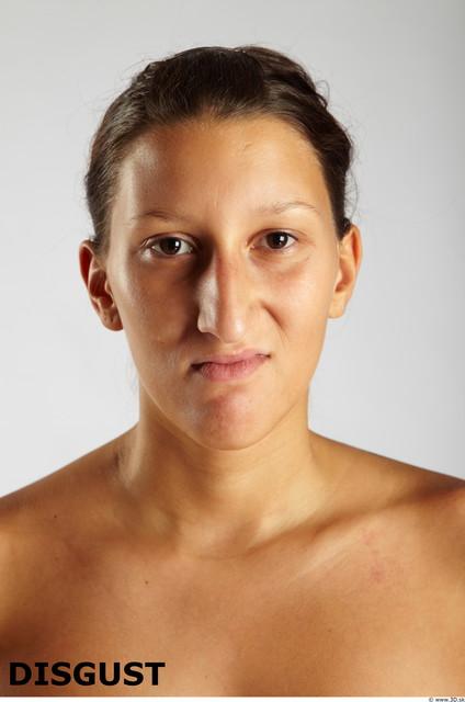 Whole Body Woman White Chubby Studio photo references