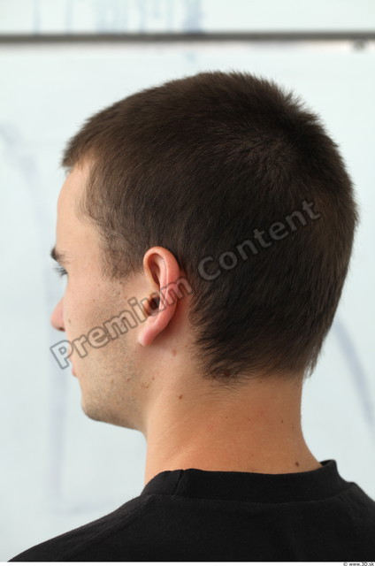 Head Man White Slim