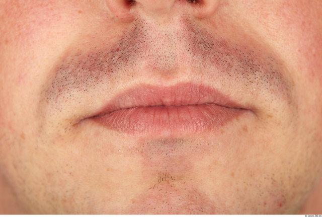 Mouth Man Average Studio photo references