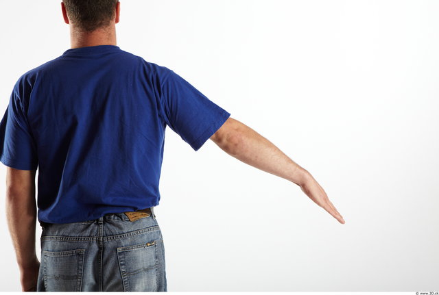 Arm Man Animation references Casual Shirt T shirt Average Studio photo references