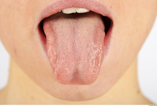 Tongue Woman Animation references Average Studio photo references