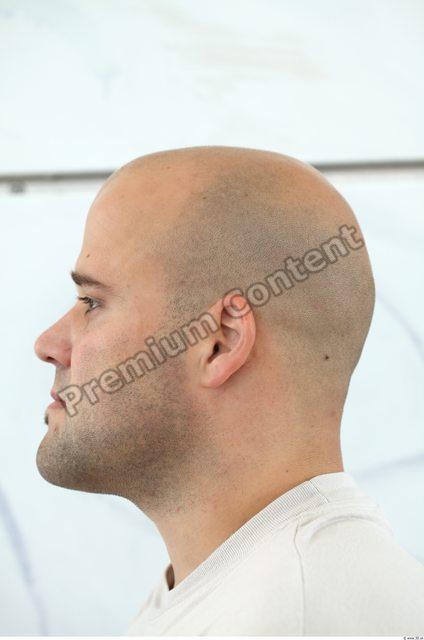Head Man White Overweight