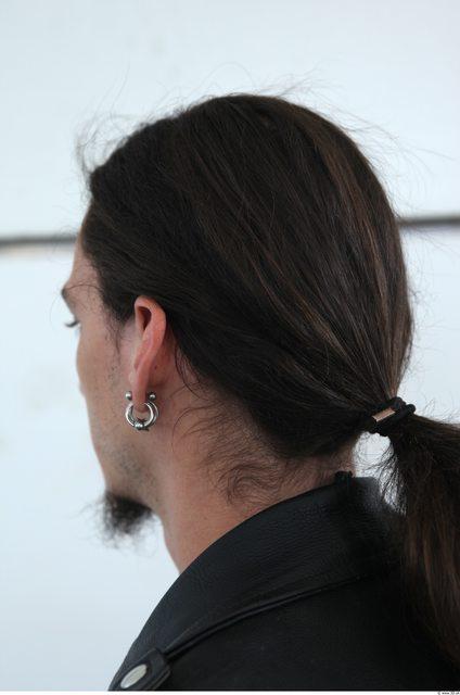 Head Man Average Bearded Street photo references
