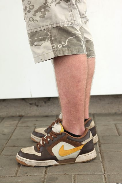 Calf Man Casual Athletic Street photo references