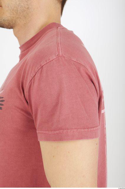 Arm Man Tattoo Casual Shirt T shirt Athletic Studio photo references