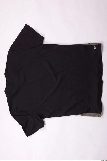 Whole Body Man Sports Shirt T shirt Muscular Studio photo references