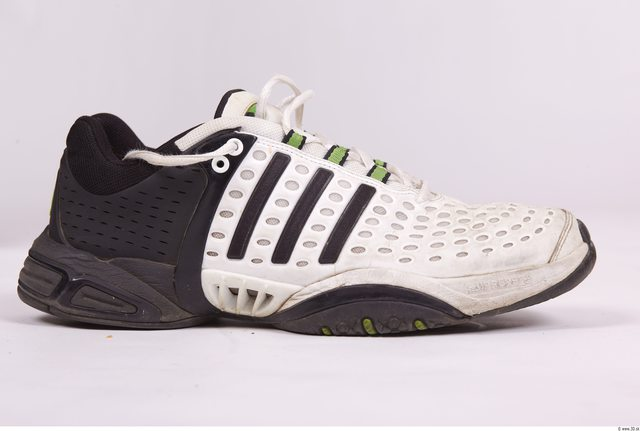 Whole Body Man Sports Shoes Muscular Studio photo references