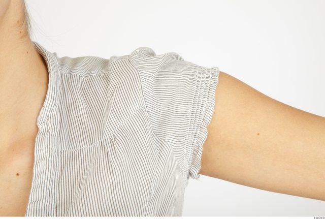 Arm Woman Casual Average Studio photo references