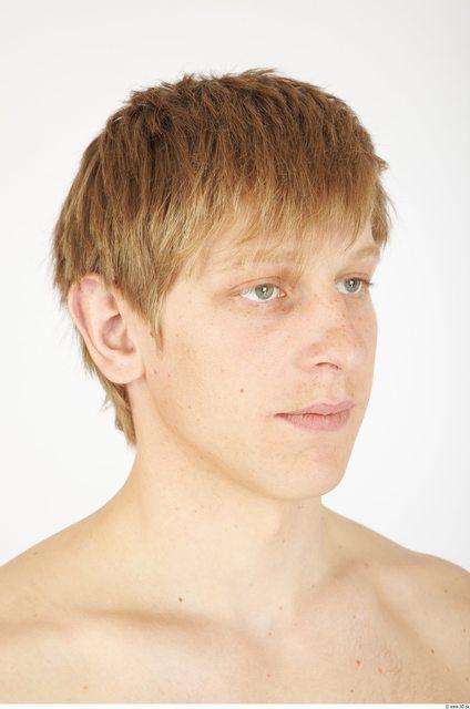 Whole Body Hair Man Animation references Casual Average Studio photo references