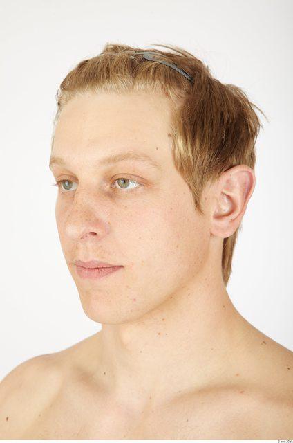 Whole Body Head Man Animation references Casual Average Studio photo references