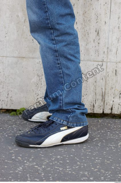 Calf Man Another Casual Jeans Slim