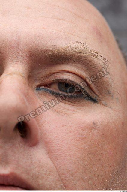Eye Man White Chubby