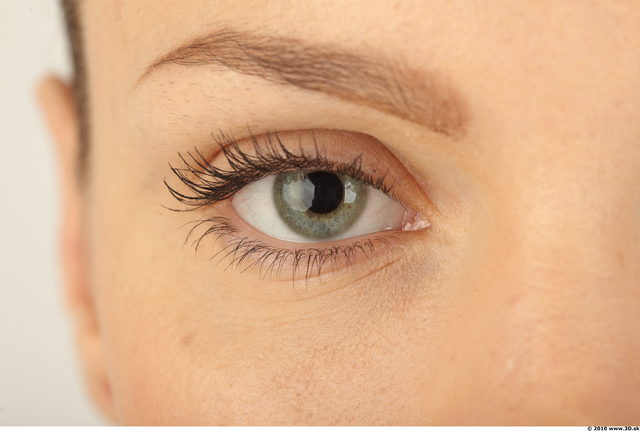 Eye Whole Body Woman Animation references Casual Athletic Studio photo references