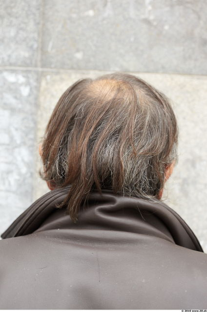 Head Hair Man Casual Average Overweight Bearded Street photo references