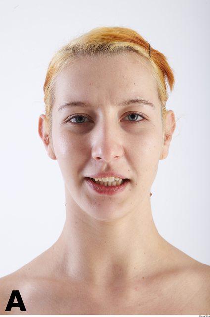 Face Phonemes Woman White Average