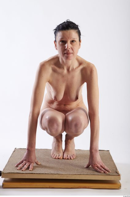 Whole Body Woman Other White Nude Slim