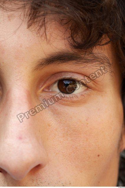 Eye Man White Slim