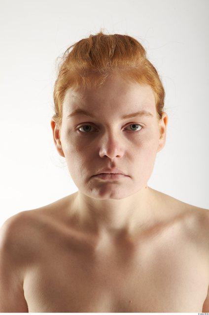 Head Woman Animation references White Slim
